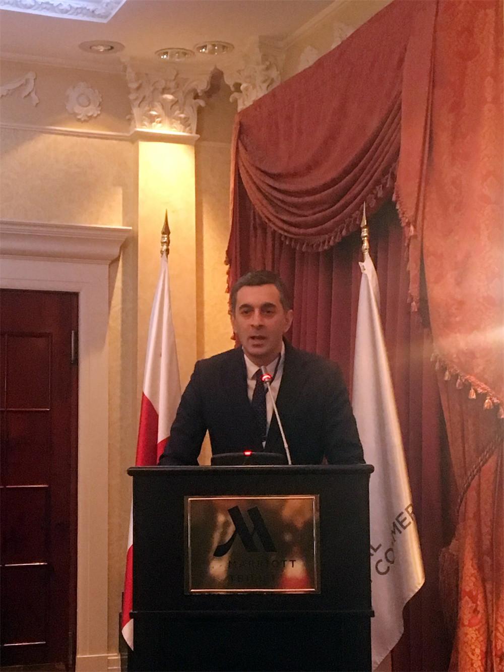 2.格鲁吉亚经济和可持续发展部副部长乔治__彻柯基什维里 s.jpg